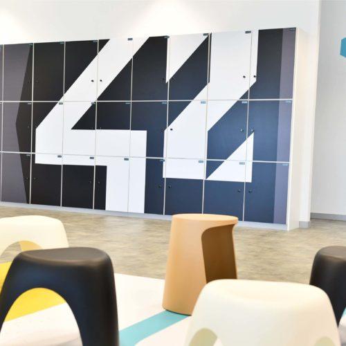 El campus de 42 Madrid en Distrito Telefónica reabre sus puertas el 29 de junio