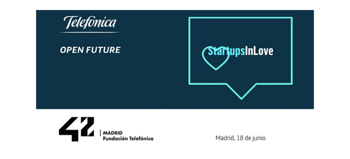 Startups In Love 42 Madrid