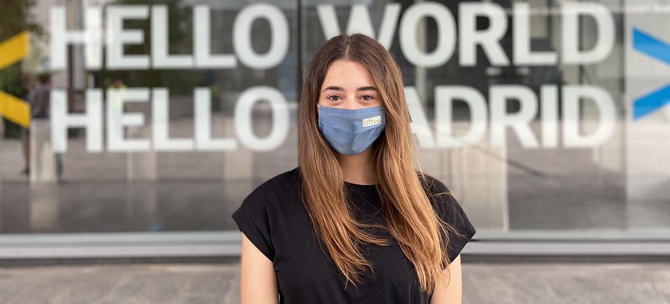 Alba Lopez - Estudiante 42 Madrid Fundacion Telefonica