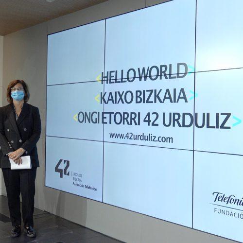 42, el innovador campus de programación, abrirá en Urduliz (Bizkaia) en 2021 tras su éxito en Madrid y su expansión a Málaga y Alicante