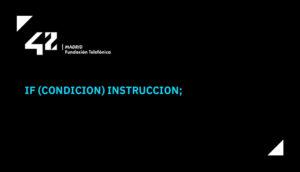 Estudiante 42 Madrid