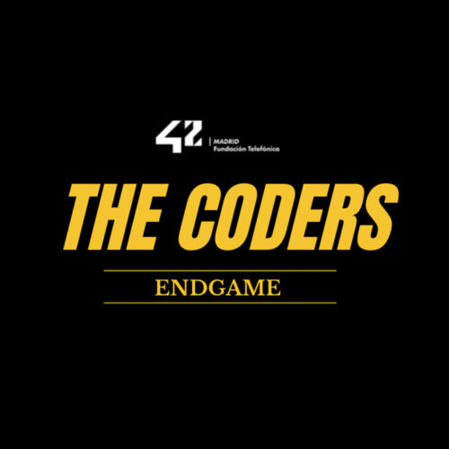 The Coders: Endgame