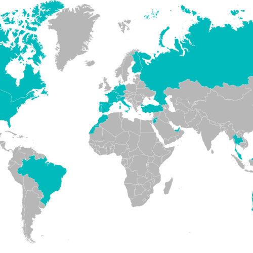 42, en el Top Ten de las universidades mundiales con mejor nivel de formación